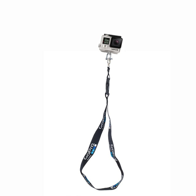 Accessories Neck Strap Lanyard Sling with Quick-released Buckle for GoPro7 6 5 5s 4 3+ 3 2 1 Action sports Camera 4