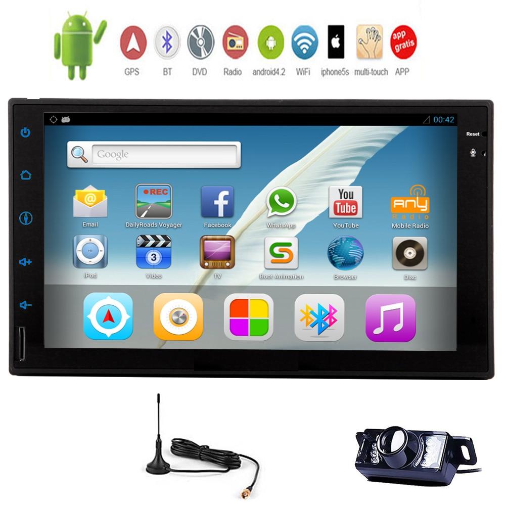 android 5 1 cd rds 6 2 map eq receiver app amp gps car stereo usb obd2 no dvd tablet dtv system. Black Bedroom Furniture Sets. Home Design Ideas