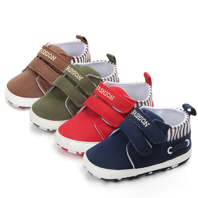 3716b3015a96 New Striped Styles New Canvas Sport Baby Shoes Newborn Bebe Boy Girl First  Walkers Infantil Toddler Soft Sole Prewalker Sneakers