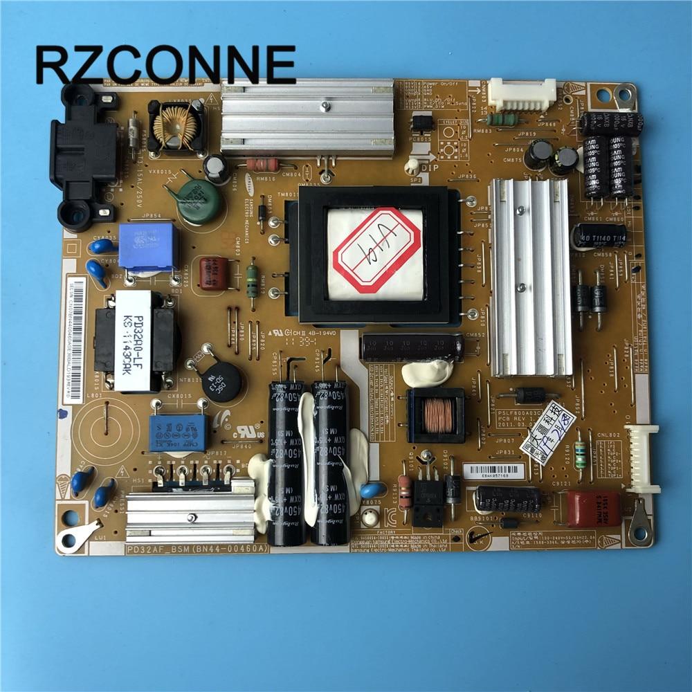 Power Supply Board for Samsung PD32AF BSM BN44 00460A LD320BBGC CA power board UA32D5000PR used Original