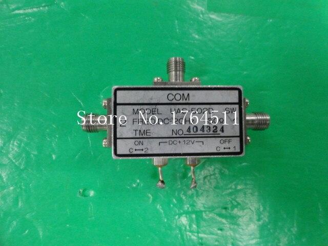 [BELLA] TME UAS-502D DC-2GHZ 12V RF Semiconductor - SMA