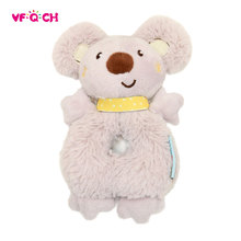 soft baby rattle toy doll hand rolled koala plush doll with ring ball bed plaything infant