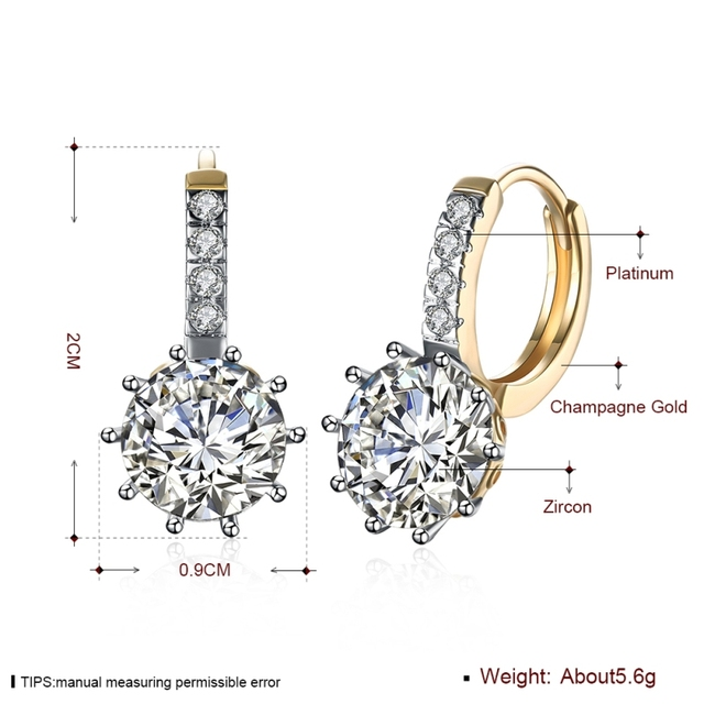 Купить женские серьги гвоздики с фианитами золотистые кристаллами в картинки