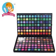 Profesional de 120 Colores Completos de Sombra de Ojos paleta de maquillaje de sombra de ojos maquillaje de ojos de Salud y Belleza