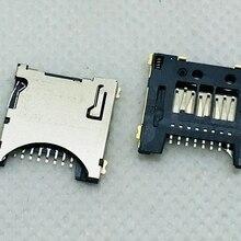 Micro Nano SD TF Card 8PIN Slot Tray Holder Reader Smartphone Motherboard Repair