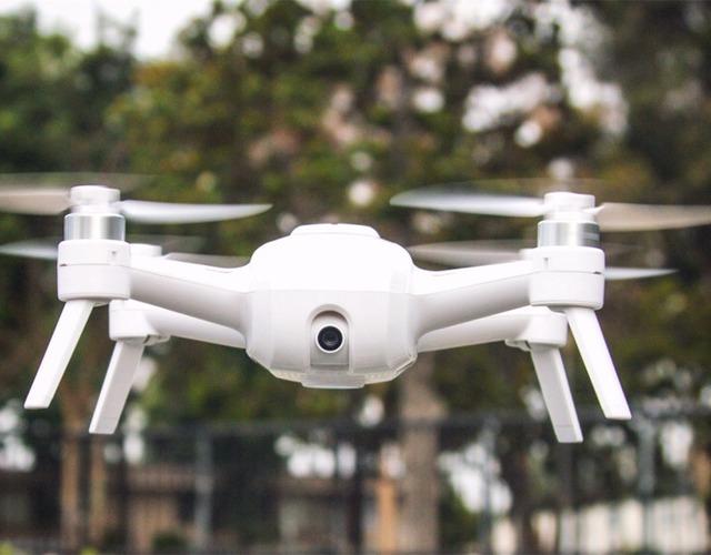 Nueva llegada yuneec brisa selfie drone wifi fpv con 4 k hd cámara control de app gps sígueme rc quacopter pk dji mavic envío de dhl