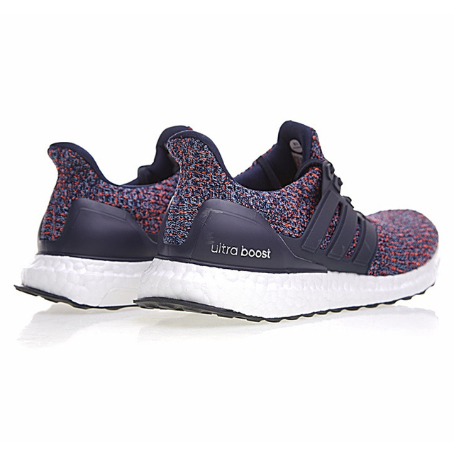 """43cb7b49bff Home   Adidas Ultra Boost 4.0 """"Navy Multicolor"""" Men s Running Shoes.Original  Sneakers Comfortable Shoes BB6165. Previous"""