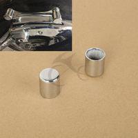2 X Docking Hardware Point Cover Kit For Harley Road King Street Glide Electra FLHR FLHX