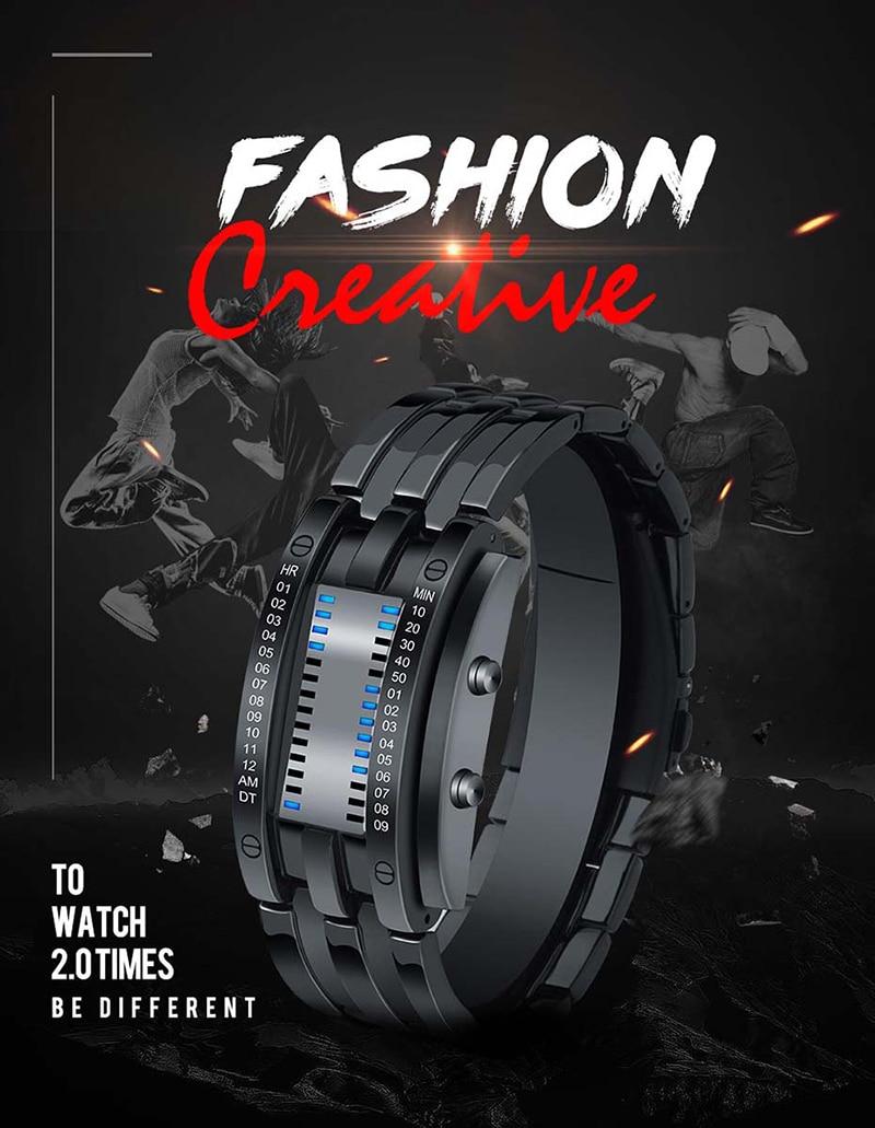 SKMEI Watch Men 2019 Top Creative Men\`s Waterproof Digital Watches Display Lover\`s Male watches relogio masculino (10)