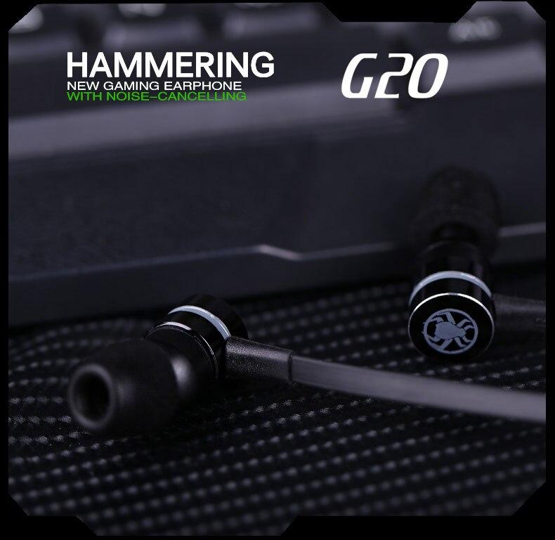 PLEXTONE G20 In-ear Earphone for Phone Computer stereo gaming PLEXTONE G20 In-ear Earphone for Phone Computer stereo gaming HTB16iJwQFXXXXXaXpXXq6xXFXXXA