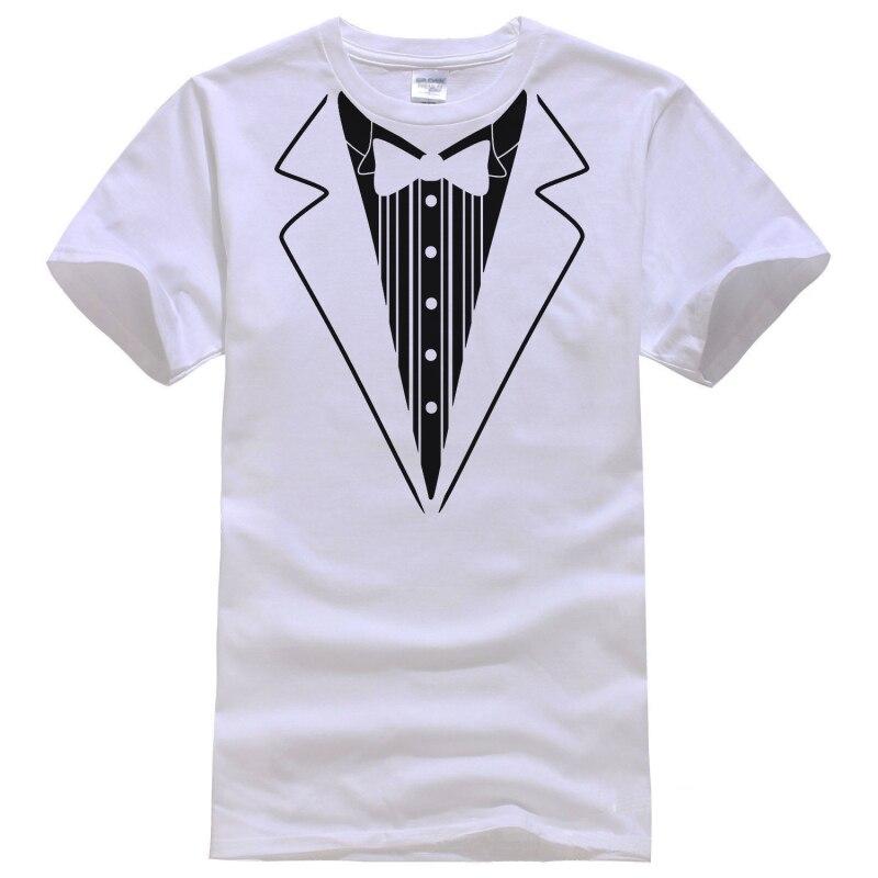 TUXEDO funny wedding gift funny school prom suit costume Tee Shirt ...