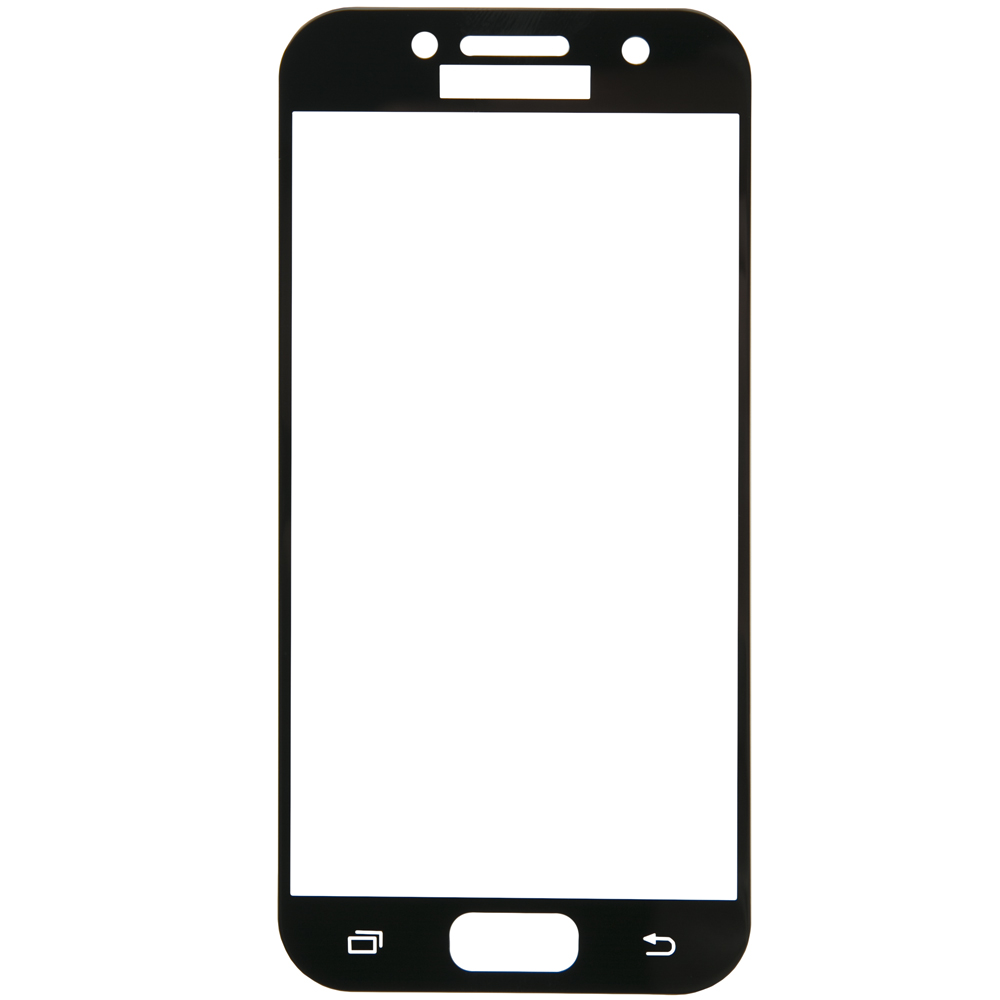 Protective glass Red Line for Samsung Galaxy A3 (2017) Full screen black lcd display screen with touch screen digitizer assembly for lenovo s580 black free shipping