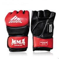 2016 recién llegado De MMA PU guantes De boxeo De sacos De arena Taekwondo / Muay Thai / lucha / Boxe De Luva entrenamiento equipos De deportes