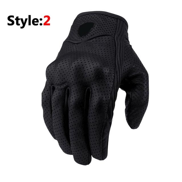 Men Motorcycle Gloves Outdoor Sports Full Finger Motorcycle Riding gloves motocross knight gloves