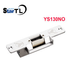 YS130NO Electric Strike Door Lock Electronic For Access Control System New Fail-safe fail Secure For Access Control(China)