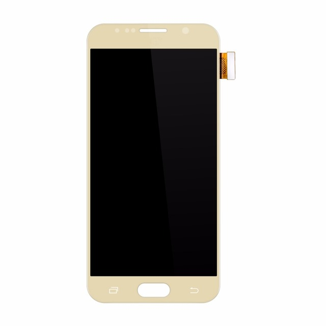 200PCS/Lot Grade AAA Replacement for samsung galaxy s6 Lcd and Touch Screen Display Replacement LCD Screen Repairing