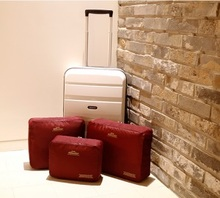 Multifunctional portable bags in bag Travel luggage, clothing storage