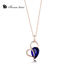 Charm Women Crystal Necklace Pendant  Fashion Lady Jewelry DIY Necklaces & Pendants Anniversary Girl Gift