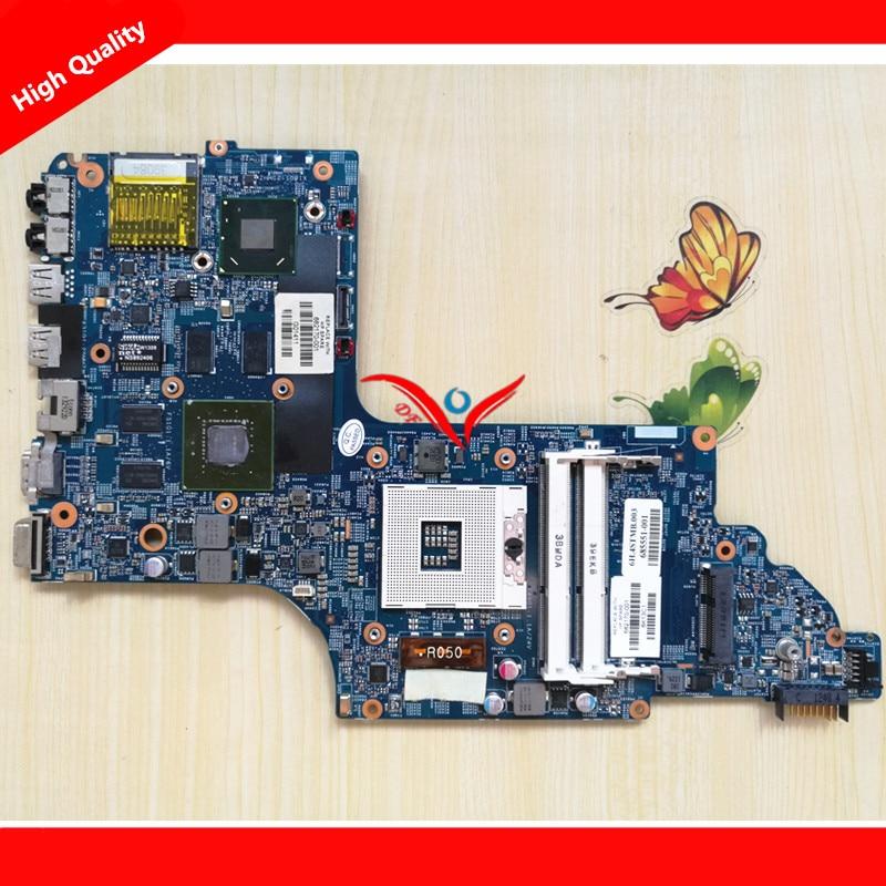 LAPTOP MOTHERBOARD for HP PAVILION DV6-7000 682170-001 HM77 SLJ8C 48.4ST10.031 GT 630M 2GB
