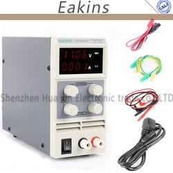 KPS3010DF 0-30 V/0-10A 110 V-230 V 0,01 V/0.001A UE LED interruptor Digital ajustable fuente de alimentación CC pantalla mA 4 dígitos