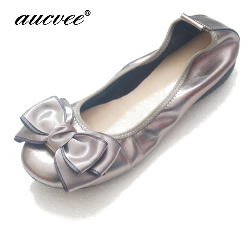 Big Sale New Spring Autumn Fashion Women Shoes High Quality Genuine Leather Luxury Brand Bowtie Casual Ballet Flats Shoes 34-43Big Sale New Spring Autumn Fashion Women Shoes High Quality Genuine Leather Luxury Brand Bowtie Casual Ballet Flats Shoes 34-43