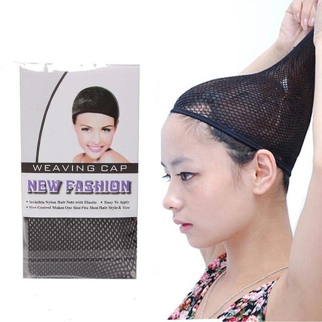 Tejer tapa pelucas redecilla Net para hueso pelo neto peruca sin ...