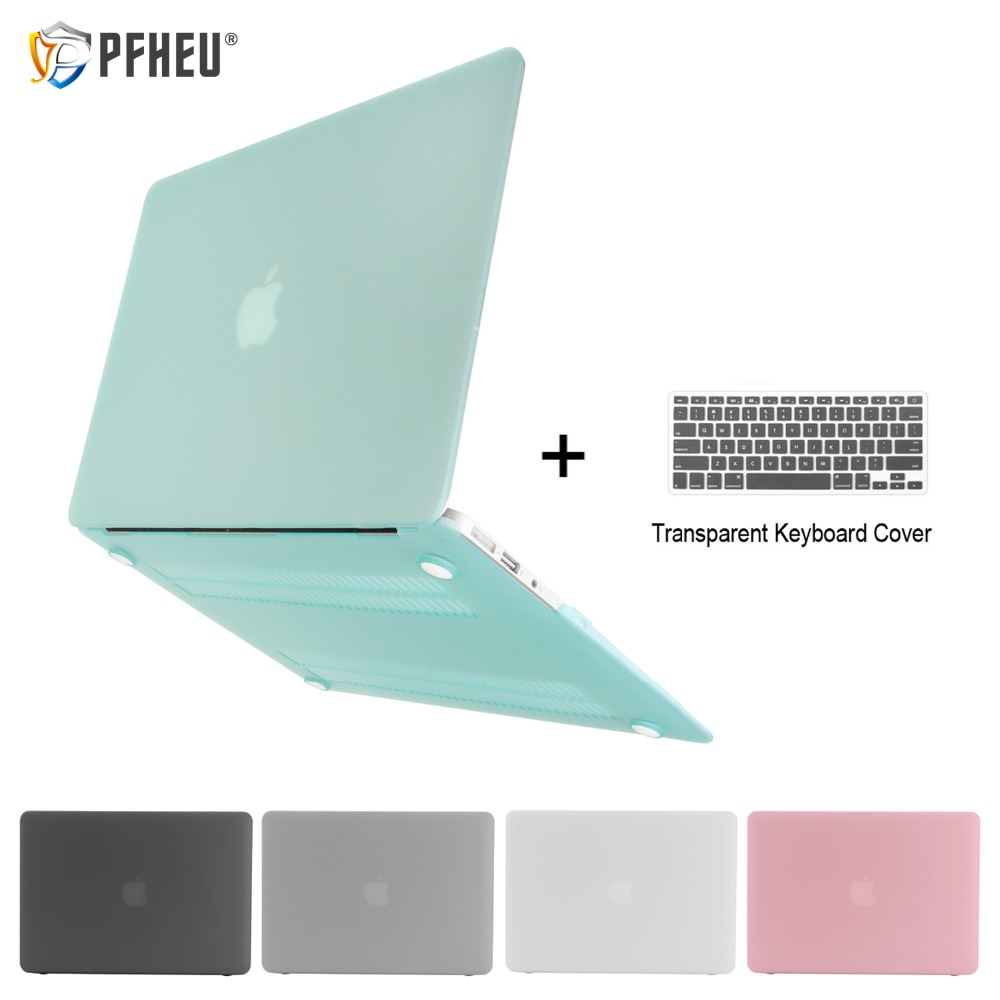 Venta caliente portátil caso para Apple Macbook aire 13 A1932, Pro Retina, 11 12 13 15 A1706/A1707 con Touch Bar + teclado