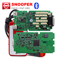 High quality A+++ VVOVV TCS pro Single green board With bluetooth&No bluetooth optional OBD2 OBDII auto scanner