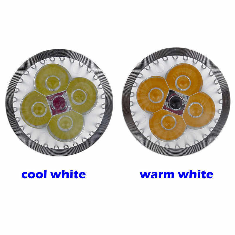 10 шт./лот высокое питание освещение MR16 12 В 12 Вт mr16 12 в светильник точечной подсветки регулируемый лампочка теплый/чистый/холодный белый Светодиодный свет