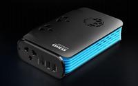 Power Inverter DC 12V to 220V AC Car Inverter Outlets with USB Port Charger Portable Converter for Laptop Inverters & Converters