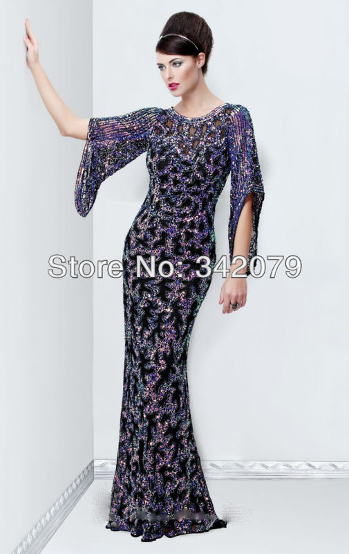 Popular Sequin Gowns-Buy Cheap Sequin Gowns lots from China Sequin ...