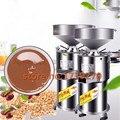Machine de fabrication de sauce d'arachides de 2018 30 kg/h, fraiseuse de pâte de sésame d'acier inoxydable pour l'usage commercial