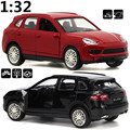 1:32 Alloy model car sound and light back to power, off-road high simulation models, free shipping