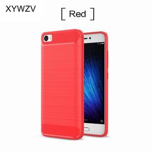 Image 3 - Funda para teléfono de goma suave de lujo a prueba de golpes Xiaomi mi 5 para Xiaomi mi 5 funda de silicona para Xiaomi funda mi 5