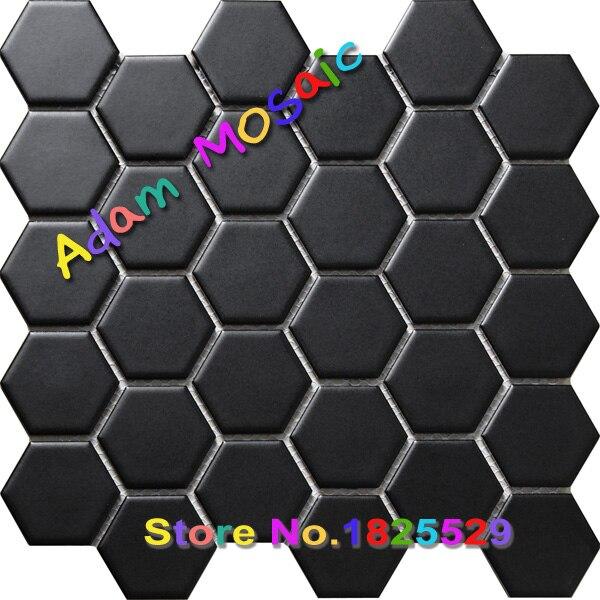 Hexagon tegel backsplash promotie winkel voor promoties hexagon ...
