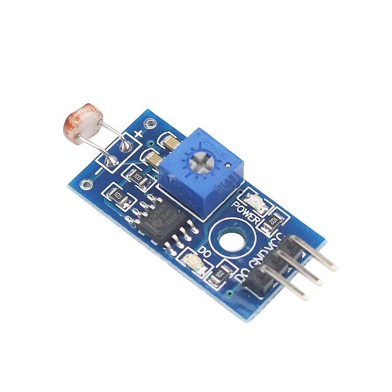 1 Pcs Photosensor Module Light Detection Photoresistor For DIY
