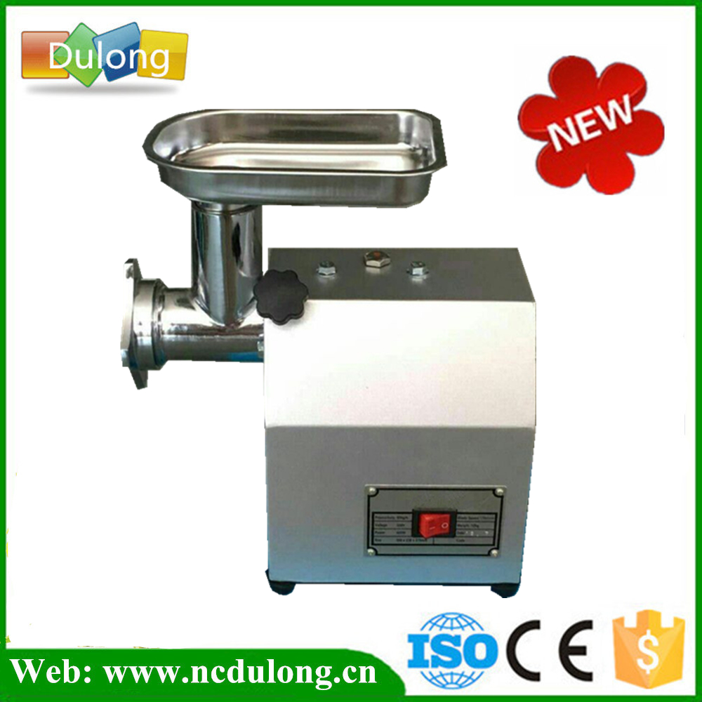 цены Hot Sale Commercial Meat Grinder 400W 60KG/H Meat Mincer Stainless steel Meat Machine for Restaurant/Hotel Grinding Fresh meat