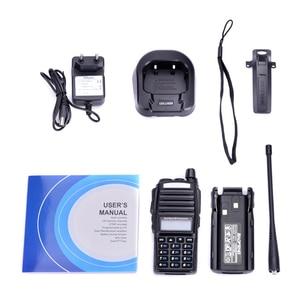 Image 5 - 2PCS BaoFeng UV 82 Walkie Talkie 10 KM Dual Band 136 174/400 520 MHz FM Ham Two Way Radio UV82 CB Ham Radio Hf Transceiver UV 82