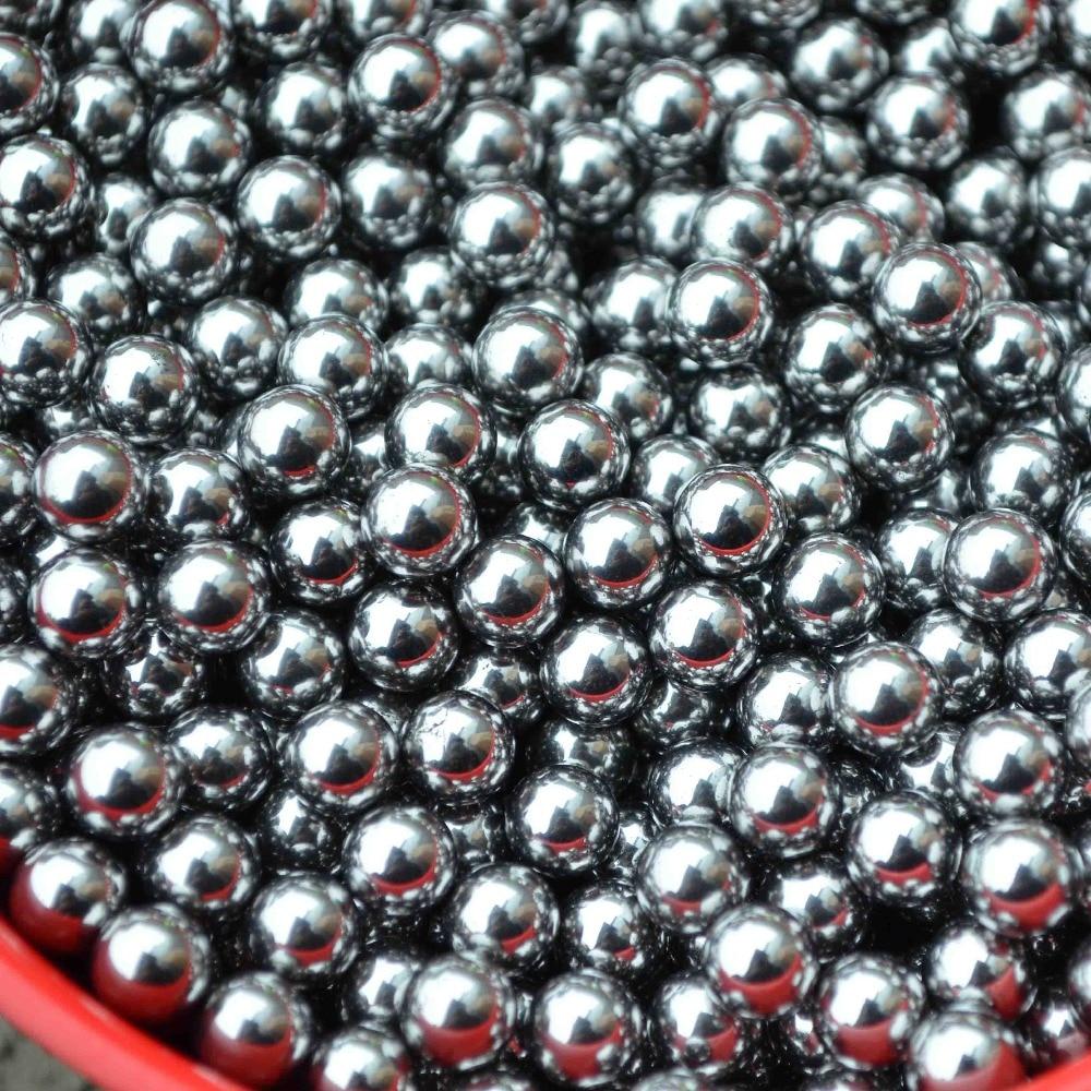 16mm 18mm 20mm bolas de aço utilizado