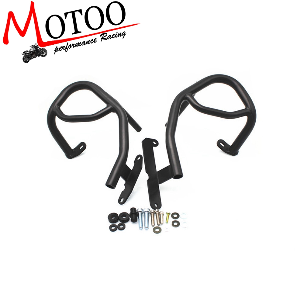 Left and Right Motorcycle Engine Bumper Guard Crash Bars Frame Protector For G 310GS 310R <font><b>G310R</b></font> G310GS 2018 2019 image