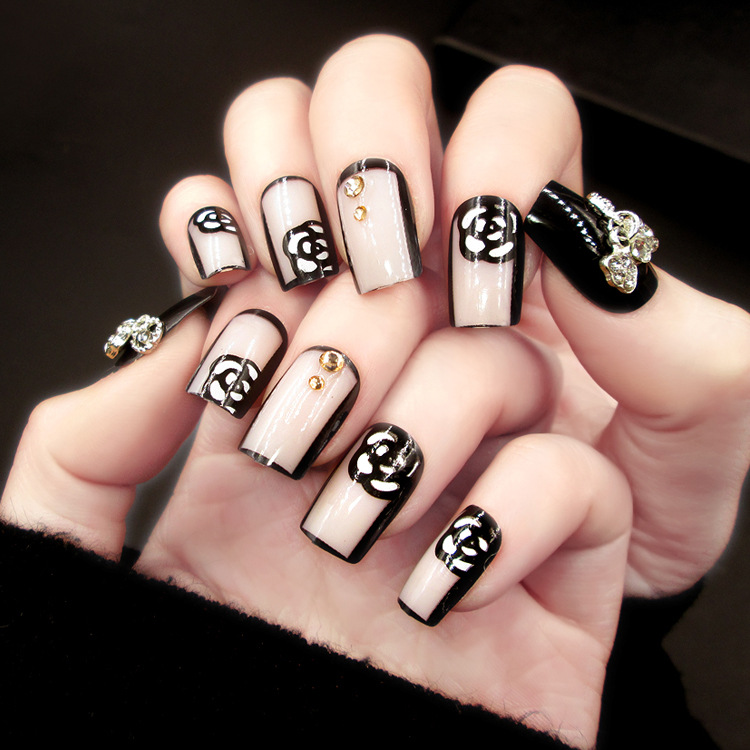 Online Buy Wholesale Full Fake Nails From China Full Fake