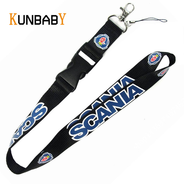 KUNBABY Car Key Lanyards Id Card Car Accessories Badge Holder Key ...