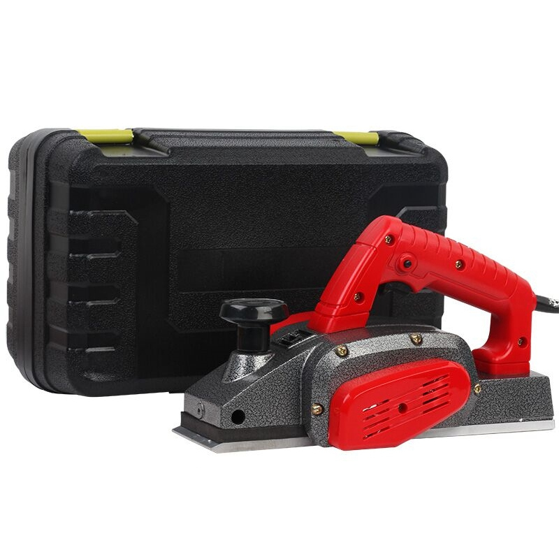 800w aluminium shell electric planer plastic case pack wood working electric hand shaper power tools furniture home decoration цена и фото