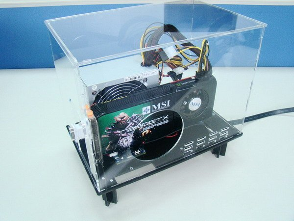 Acrylic DIY box V1.0(PE4L/PE4H )