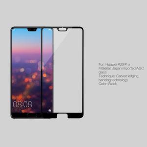 Image 4 - Dành cho Huawei P20 Nillkin 3D CP + Max Full Bao Kính Cường Lực Cho Huaweo P20 Pro Bảo Vệ Màn Hình Trong cho P20 pro