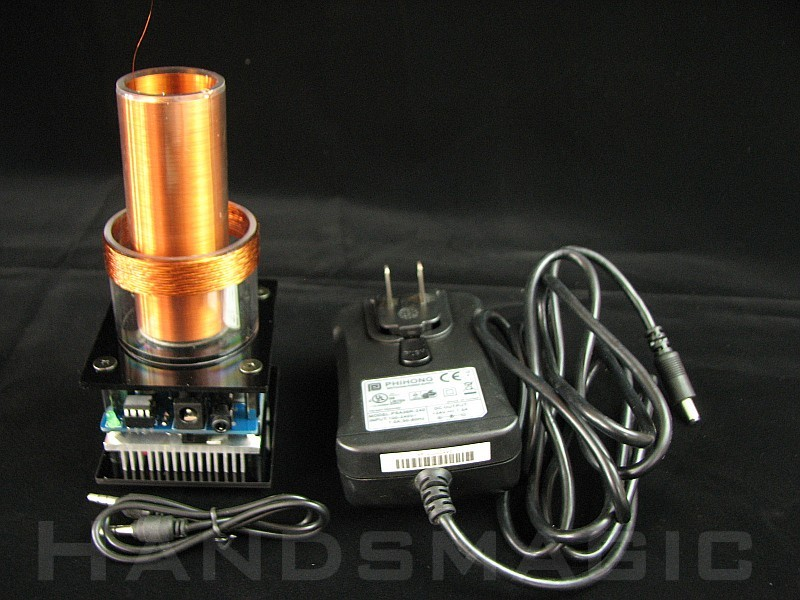 micro mini music tesla coil  Plasma loudspeaker Teaching experiment plasma speaker arc loudspeaker music tesla coil amazing flashing generator pllsstc control board teaching experiment