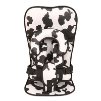 New Infant Baby Safety Seat In Car For 3 7Y Children Universal Breathable Protection Car Seat