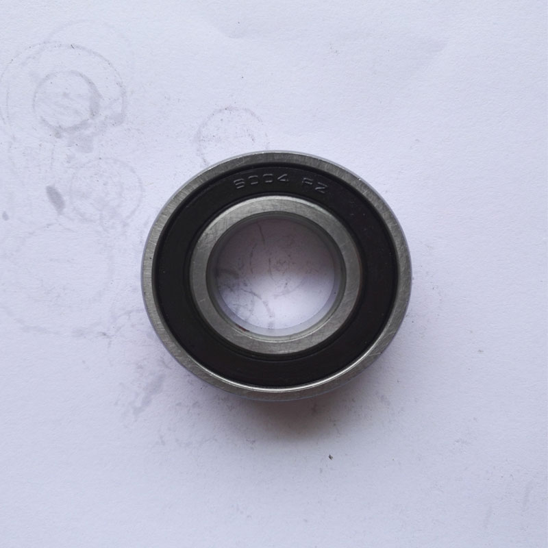 1 pieces Deep groove ball bearing 6309RS 6309 2RS 6309-2RS  180309 6309-2RZsize: 45X100X25MM 6000 2rs sealed deep groove ball bearing 10mm inner dia black silver tone