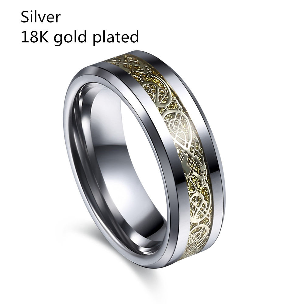 the lord of the rings wedding ring gold plated - Lord Of The Rings Wedding Ring