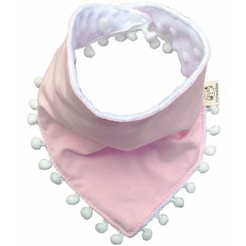 Soft Baby's Cotton Triangle Scarves 2